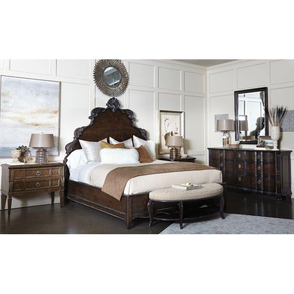 Sofitel Platform Configurable Bedroom Set by Astoria Grand