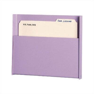 Steel One Pocket Medical & File Chart Holder by Peter Pepper
