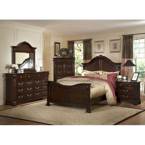 Raftery Standard Configurable Bedroom Set by Astoria Grand