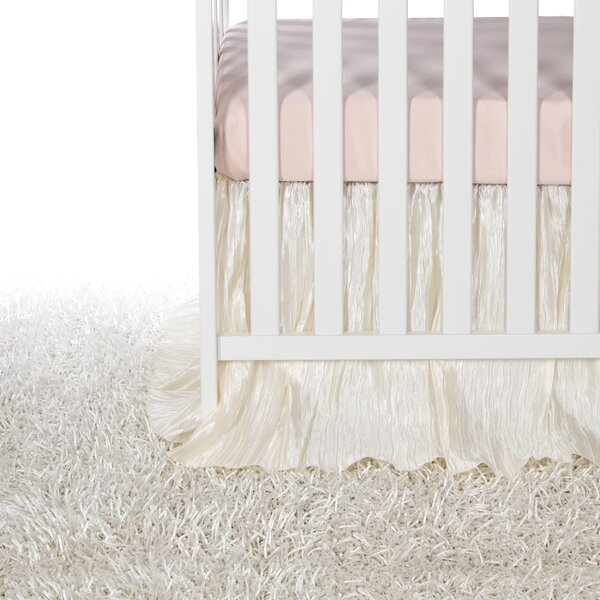 Babson Mini Bed Skirt by Harriet Bee