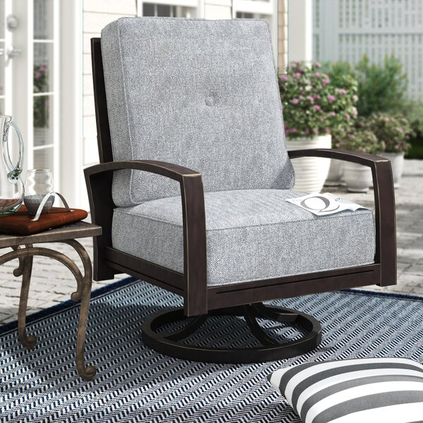 Schum Patio Chair with Cushions by Ivy Bronx