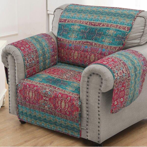 Dakota Sofa Slipcover by World Menagerie