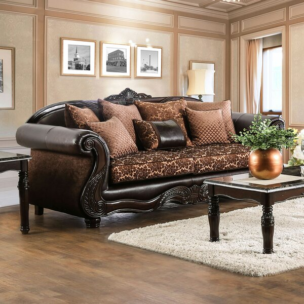 Delvecchio 2 Piece Living Room Set by Astoria Grand