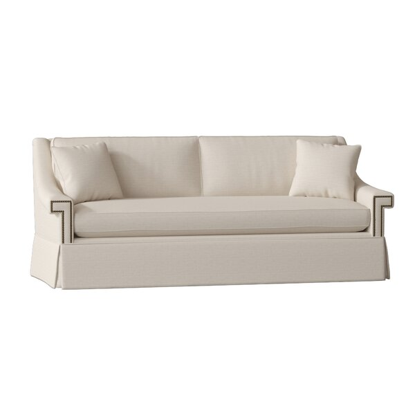 Get Valuable Jacyln Bench Cushion Sofa New Seasonal Sales are Here! 40% Off