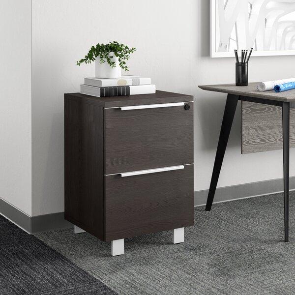 Ose 2-Drawer Vertical Filing Cabinet