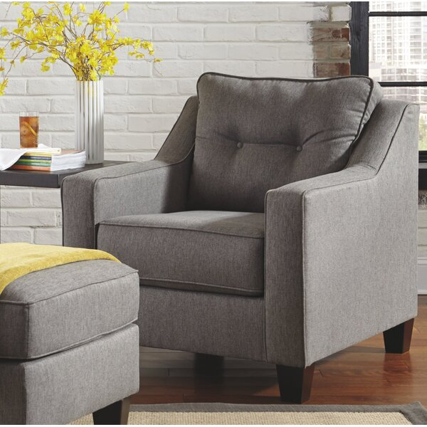 Adel Armchair By Charlton Home Best #1
