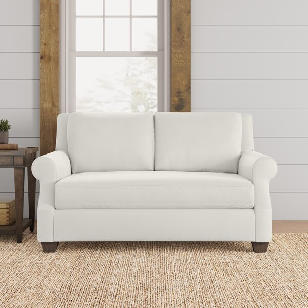 Cheapest Price For Dieter Loveseat by Red Barrel Studio by Red Barrel Studio