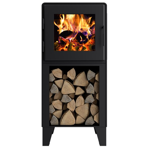 Nova 1500 Sq. Ft. Direct Vent Wood Stove By MF Fire
