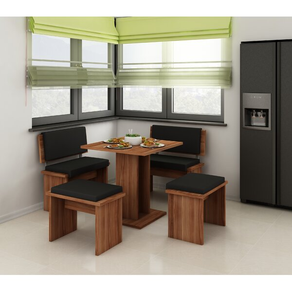 Clarendon 5 Piece Dining Set by Loon Peak