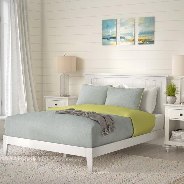 Graham Platform Bed by Beachcrest Home