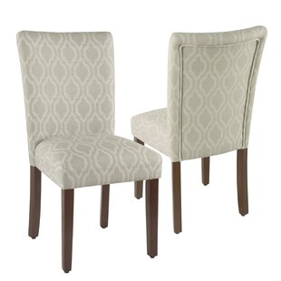 Alexandro Upholstered Dining Chair (Set of 2) By Mistana