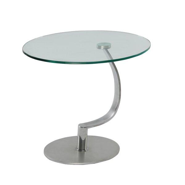 Matsuda End Table by Orren Ellis