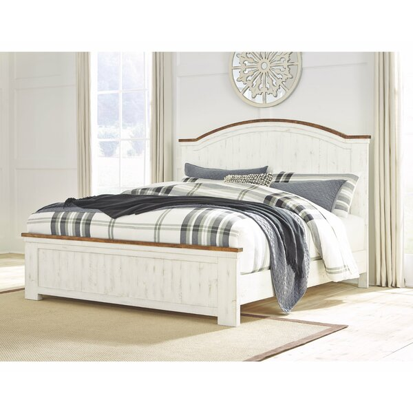 Wystfield Standard Bed by Gracie Oaks