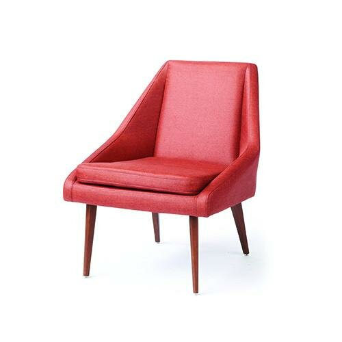 Joesph Lounge Chair by Corrigan Studio