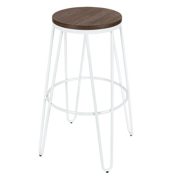 Scuderi Modern 30 Bar Stool (Set of 4) by Brayden Studio
