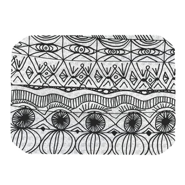 Blanket of Confusion Placemat by KESS InHouse
