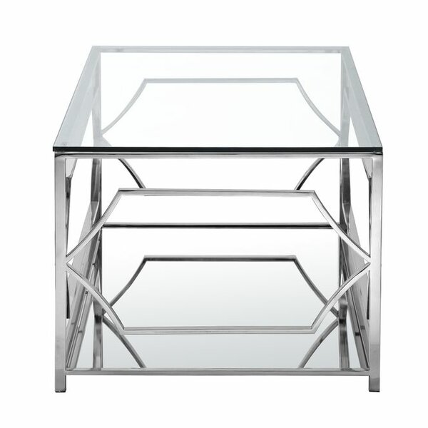 Edward Floor Shelf Coffee Table By Willa Arlo Interiors