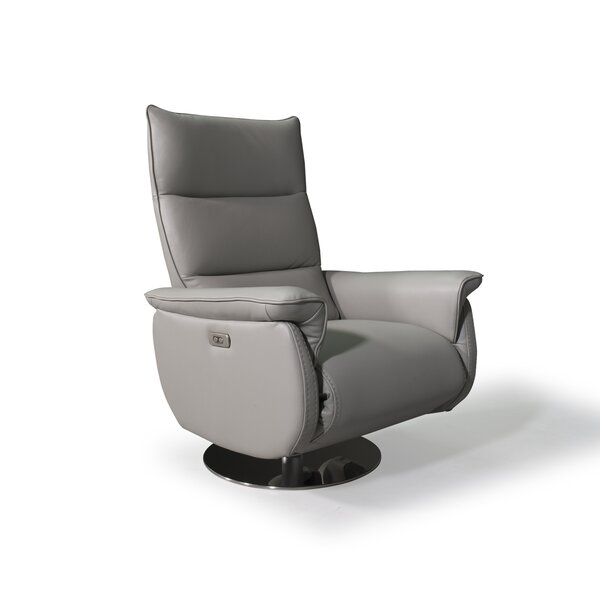 Soguda Leather Power Recliner