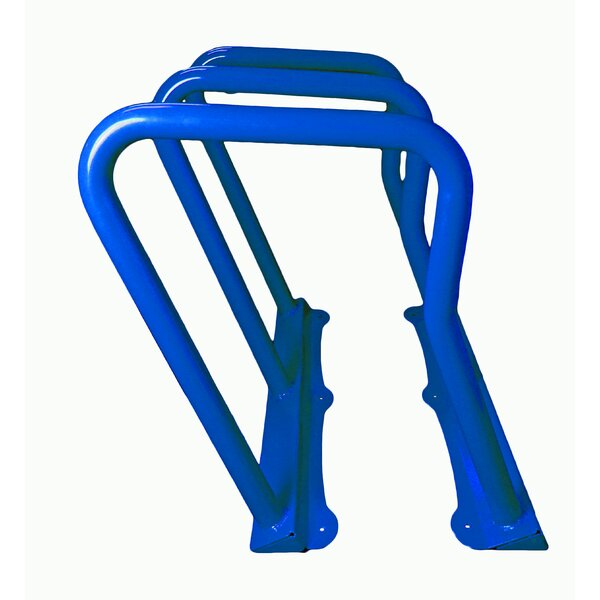 6 Bike Freestanding Bike Rack by Frost Products