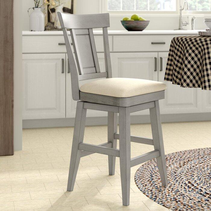 Wondrous Colasanto Swivel Bar Counter Stool Bralicious Painted Fabric Chair Ideas Braliciousco