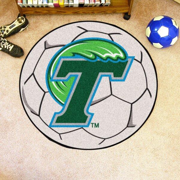 NCAA Tulane University Soccer Ball by FANMATS