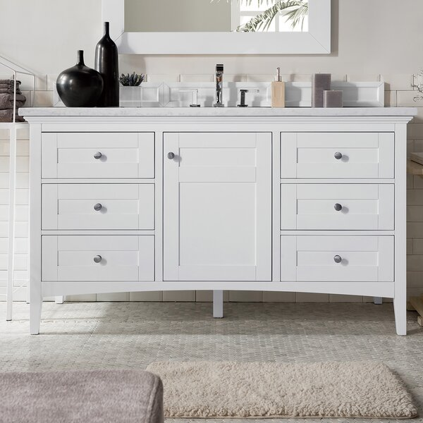 Lineberry 59 Single Bathroom Vanity Set by Rosecliff Heights