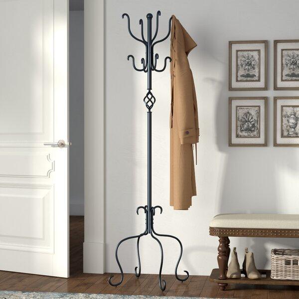 Freestanding Metal Coat Rack by Astoria Grand