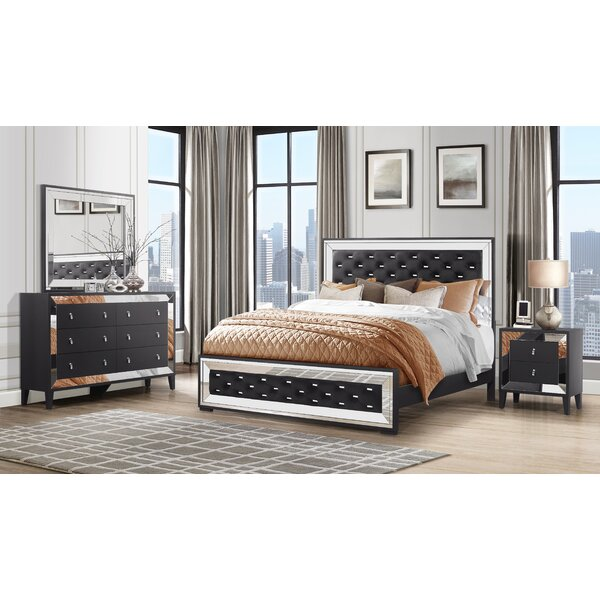 Cecile Standard Configurable Bedroom Set By Everly Quinn by Everly Quinn Cool