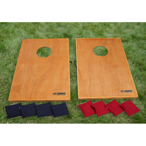 Advanced LED Tournament Bean Bag Toss by Triumph Sports USA