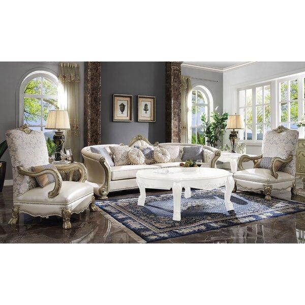 Makenzie 3 Piece Living Room Set