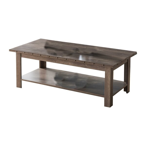 Cagliari Coffee Table With Storage By Red Barrel Studio