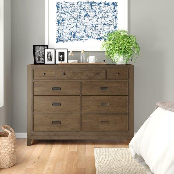 Medfield 9 Drawer Dresser by Three Posts