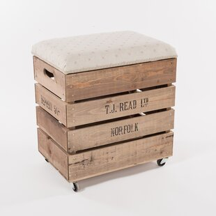 Save & Bedroom Stool With Storage | Wayfair.co.uk