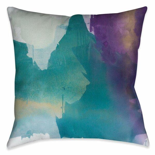 Hardaway Exquisite Strokes Throw Pillow