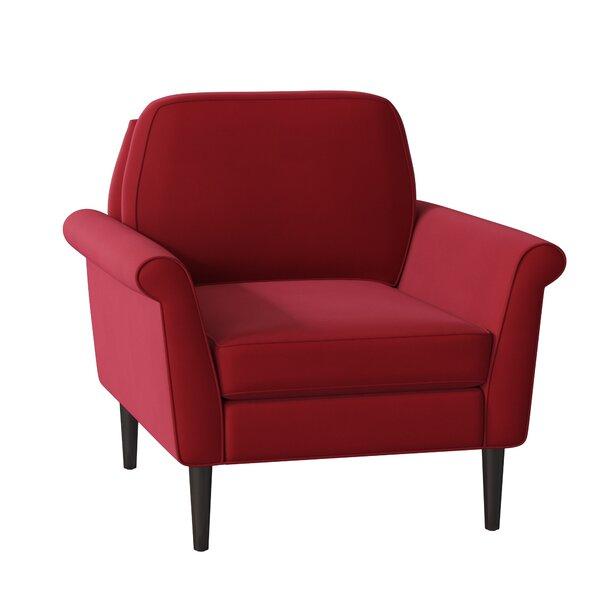 Knox Armchair by Wayfair Custom Upholstery™