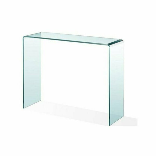 Morrigan Acrylic Console Table By Mercer41