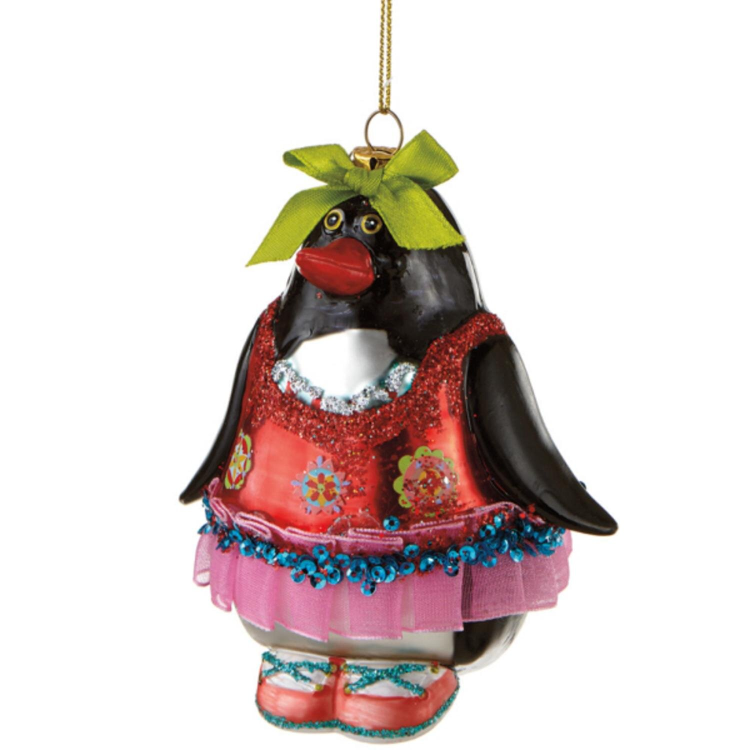 Animal Pink Christmas Ornaments You Ll Love In 2021 Wayfair