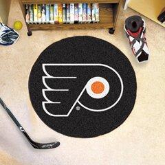 NHL - Philadelphia Flyers Puck Doormat by FANMATS
