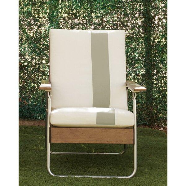 Lila Patio Chair with Cushions by Novogratz Novogratz