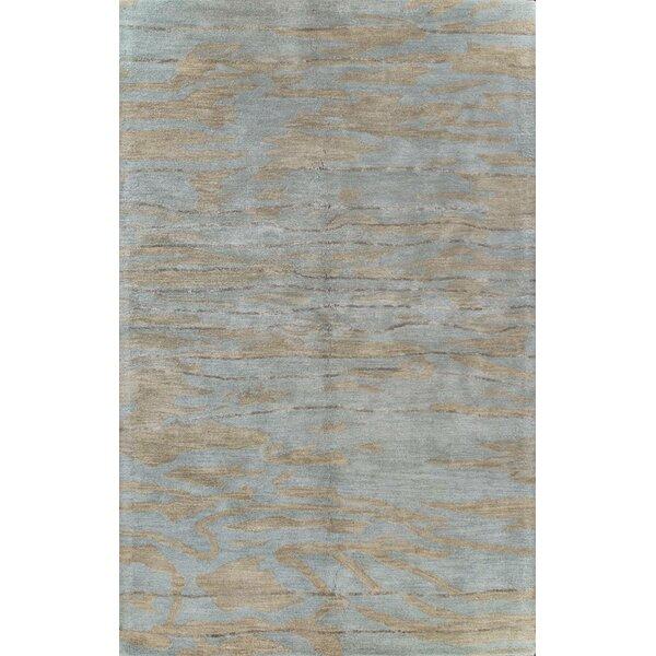 Arcada Wool Slate Area Rug by Corrigan Studio