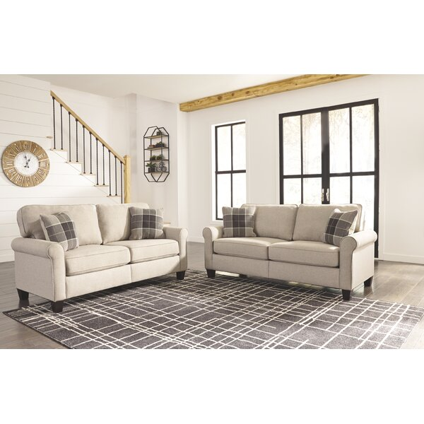 Kaleb Configurable Living Room Set by Andover Mills