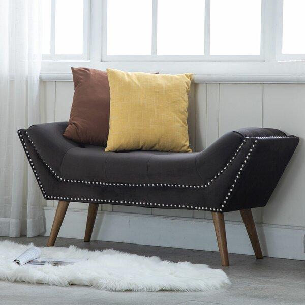 Rodas Upholstered Bench by Corrigan Studio