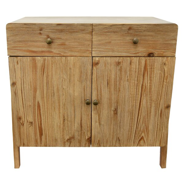 Villafane Wood 2 Door Accent Cabinet by Millwood Pines
