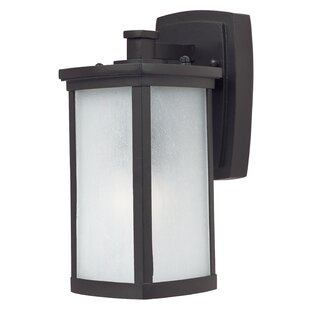 Buy clear Ina 1-Light Outdoor Wall Lantern By Latitude Run