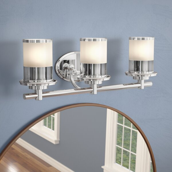 Davis 3-Light Vanity Light by Zipcode Design