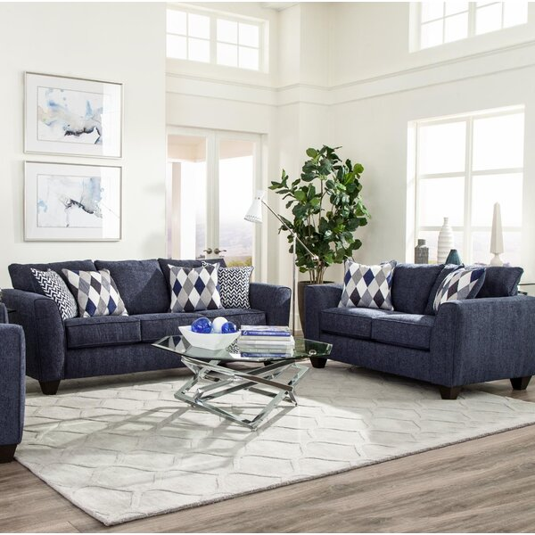 Berardi 2 Piece Living Room Set by Charlton Home