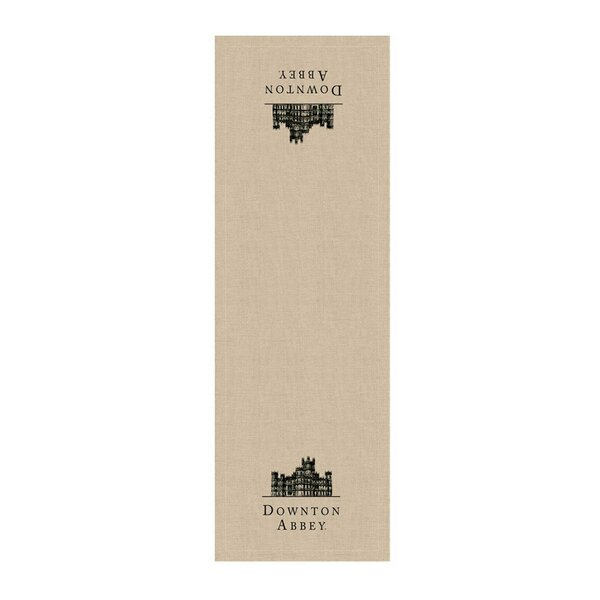 Downton Abbey British Highclere Castle Decorative Table Runner by Northlight Seasonal