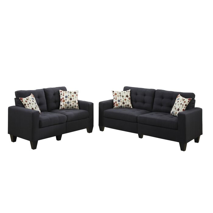 Groovy Amia 2 Piece Living Room Set Ncnpc Chair Design For Home Ncnpcorg