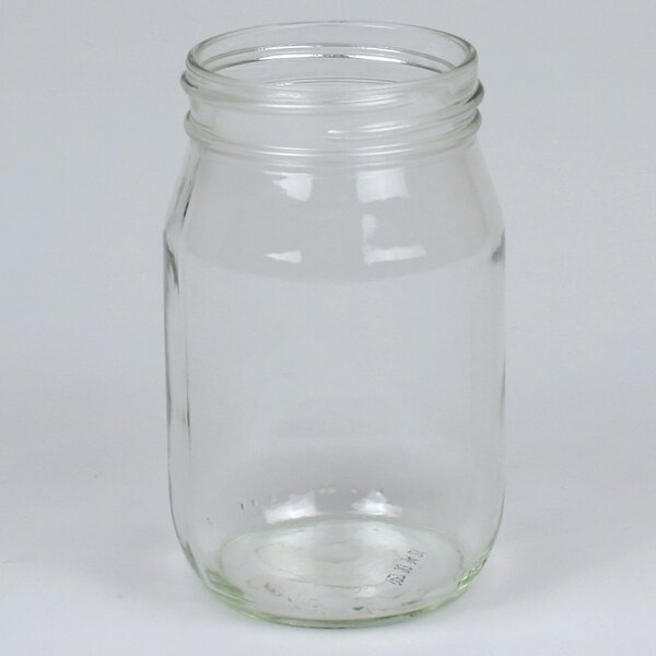 16 oz. Mason Jar (Set of 4) by Jodhpuri