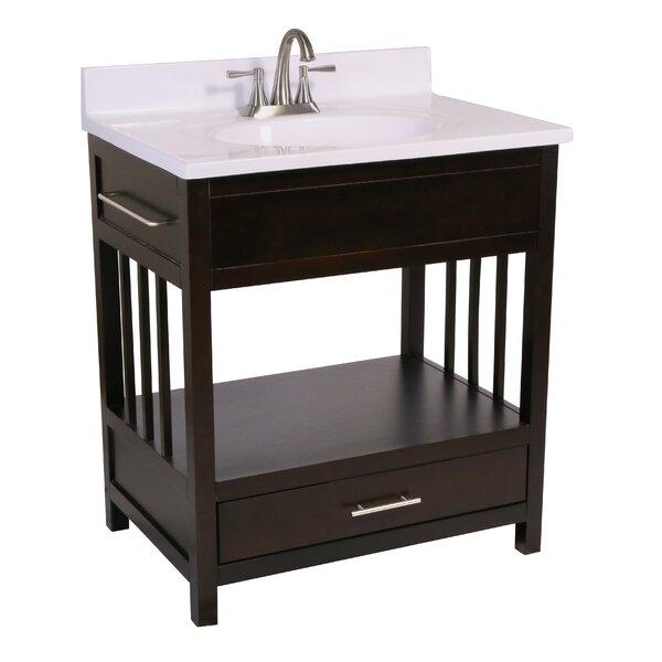 Lyons 31 Single Bathroom Vanity by Andover Mills
